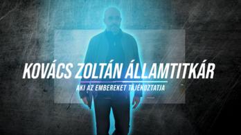 Kovács Zoltán vagy rossz dán fordítót használ, vagy lódít