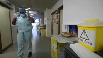 Belgiumban tetőzhet a járvány