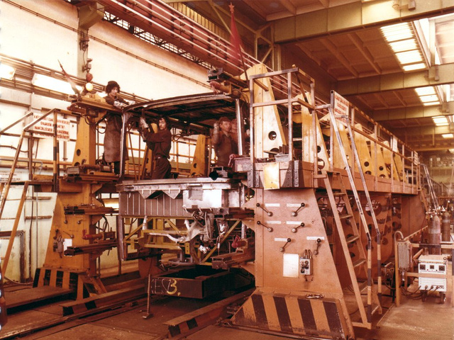A Weissberg gép