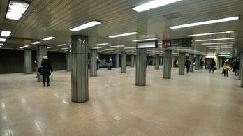 Nem állt le a járvány miatt a 3-as metró felújítása