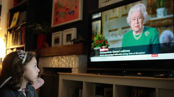24 millióan nézték II. Erzsébet rendkívüli televíziós beszédét