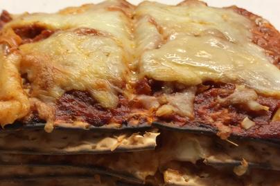 Lasagne Pészach ünnepére - Tészta helyett maceszlappal rétegezzük