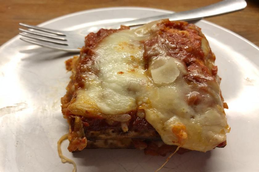 macesz lasagne recept