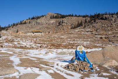 mongólia szent hegy nyitó