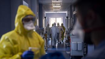 Hatmillió fertőzött is lehet Olaszországban, a hivatalos adatok csak töredékét mutatják