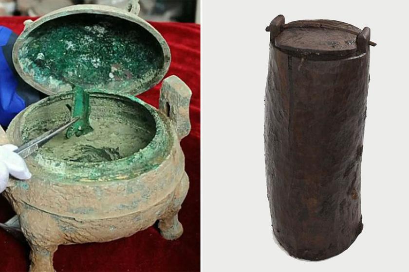 A világ legrégebbi ételei, amelyek érintetlenül megmaradtak: 3000 éves vaj, 2400 éves leves