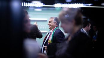 Orbán kitart a sport mellett, ha már tíz évig épített rá