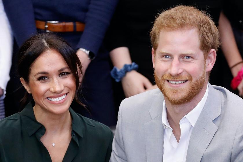 Harry herceg és Meghan hercegné nagy bejelentést tett - Így fognak visszatérni
