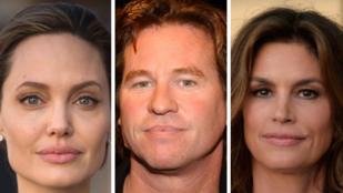Val Kilmer egekig magasztalta exeit, például Angelina Jolie-t és Cindy Crawfordot