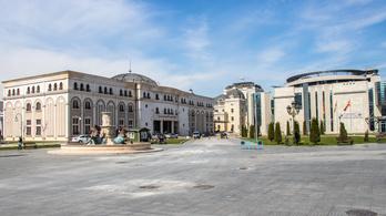 Péntek délutántól hétfő hajnalig senki nem léphet az utcára Észak-Macedóniában