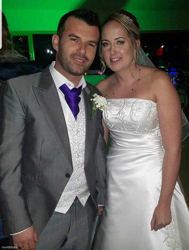Natalie Perry most 37 éves, újdonsült férje, Fred Kasa 36.