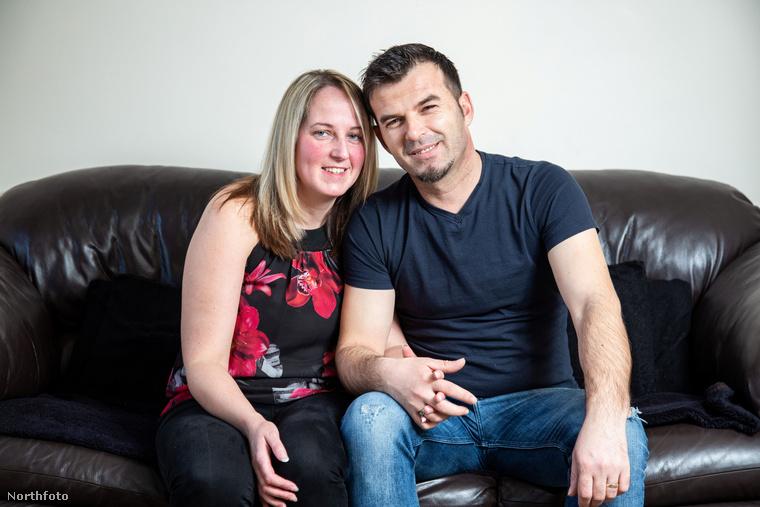Az ifjú pár az esküvőt megtartotta, de a nászút már nem fért bele