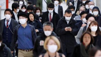 Elment inni 40 orvostanhallgató Japánban, 18-an koronavírusosak lettek