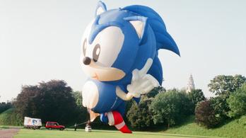 Hogy lett Sonicból, a kék sündisznóból emberi gén?