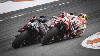 Lassan el kell engedni az idei MotoGP-t