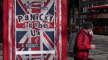 Anglia: 758-an haltak meg egy nap alatt a koronavírus miatt
