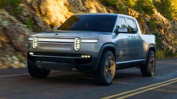 Jövőre halasztották a Rivian pickup bevezetését