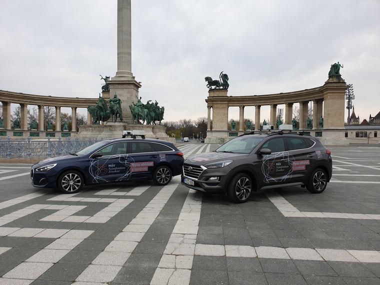 A Hyundai zenével segít