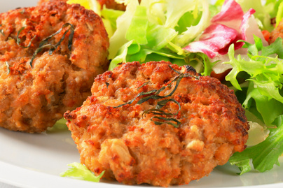 Isteni vega hamburgerpogácsa - Olyan finom, hogy nem hiányzik belőle a hús