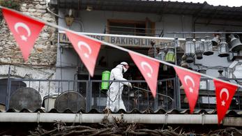 Törökország lehet a járvány legújabb gócpontja