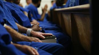 A kaliforniai börtönökben is egyre inkább terjed a koronavírus