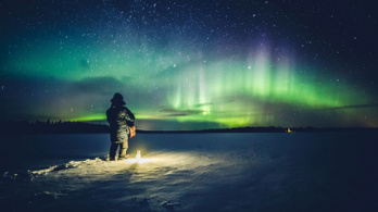 Rekordméretű ózonlyuk nyílt az északi sarkkörnél