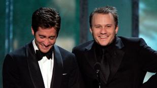 Heath Ledger egy melegvicc miatt nem volt hajlandó megnyitni az Oscar-díjátadót