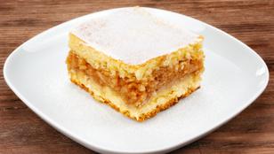 Mentes recept húsvétra: békebeli almás pite glutén-, tej- és cukormentesen