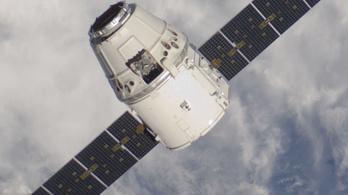 Utoljára repült az eredeti Dragon űrkabin