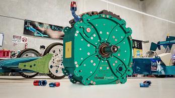 Mindennél gyorsabb lehet ez az elektromos dragster