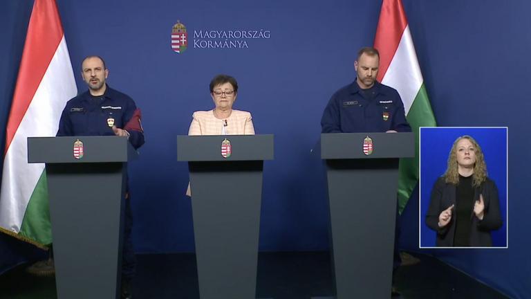 Operatív törzs: Lazult a fegyelem Budapesten