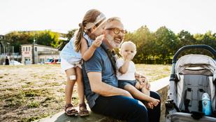 A legidősebb apukák 80 fölött is gyereket nemzenek – de ez nem feltétlenül jó