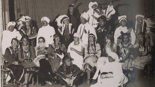 Baktay Ervin és a dunai indiánok