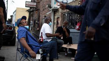 Az amerikai feketéket aránytalanul jobban fenyegeti a koronavírus