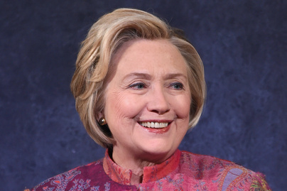 hillary clinton cover