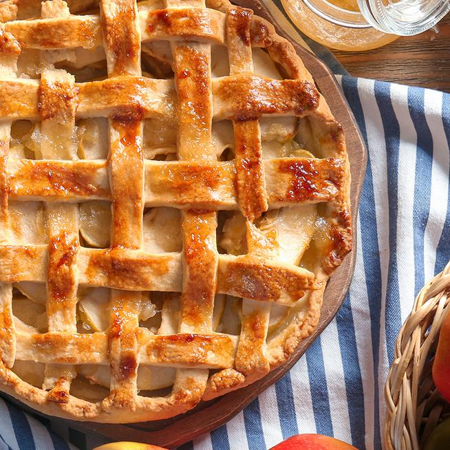 10 egyszerű recept almával: finomak és egészségesek
