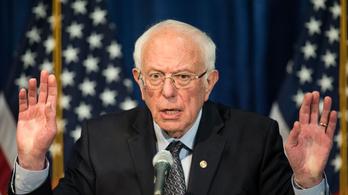 Bernie Sanders kiszáll az elnökválasztási kampányból
