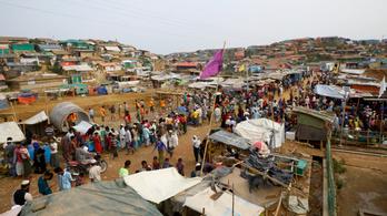 Koronavírus-veszély miatt körülzárták a világ legnagyobb menekülttáborát