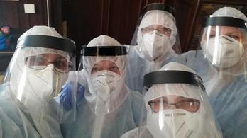 Koronavírus: rendkívüli vizsgálatot tartottak a főváros alá tartozó otthonokban