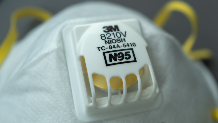 Kaliforniában egy módszerrel 20-szor is használhatóvá válik az N95-ös védőmaszk