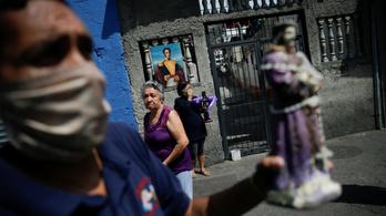 Az ENSZ 90 tonnányi segélyt küldött a súlyosan válságos Venezuelának