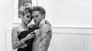 Erotikus verseket írt a barátja Miley Cyrusnak