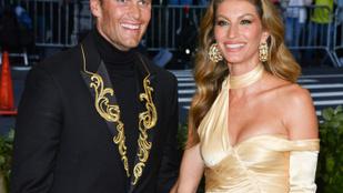 Tom Brady és Gisele Bündchen túl vannak egy kemény házassági válságon