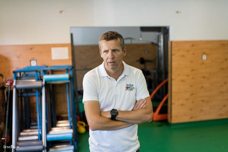 Lehmann Tibor a triatlon szövetség szakmai alelnöke