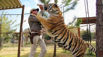Újra kinyit a Tiger King sorozat állatkertje