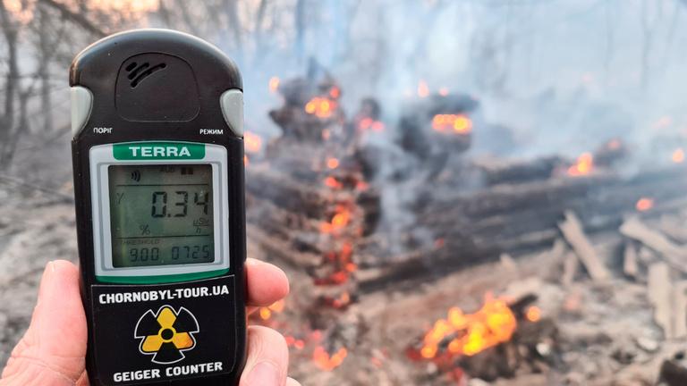 Csernobili rémhírek terjednek, szerencsére teljesen alaptalanok