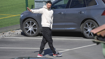 Ibrahimovic a Hammarbynál edz, ő a klub egyik tulajdonosa is