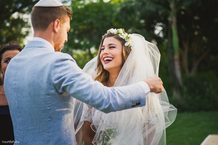 Ez a kép Jonathan és Lior Ofir Schwartz esküvőjén készült 2017-ben
