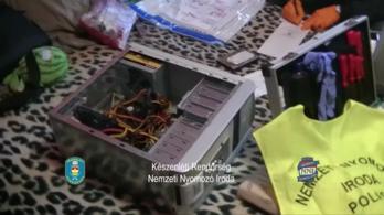 Koronavírussal riogató kamuportálnál tartott házkutatást a rendőrség