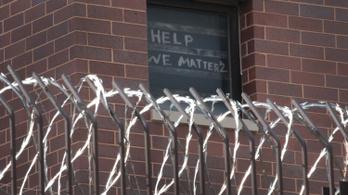 Több száz koronavírus-fertőzöttet találtak Chicago legnagyobb börtönében